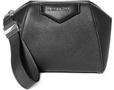 Givenchy 'Antigona' Leather Zip Pouch - Black