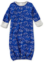 Starting Out Baby Boys Newborn-6 Months Constellation-Print Long-Sleeve Gown