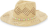 Sunuva Woven Band Straw Cowboy Hat
