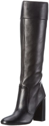 French Connection Women 660422 Cold Lined Long Boots and Ankle Boots Black Size: 8.5 UK