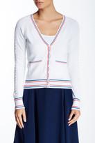 Autumn Cashmere Long Sleeve Varsity Cardigan