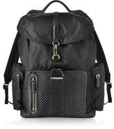 Z Zegna Men's Black Backpack.