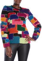 Maurizio Pecoraro Multicolor Wool Sweater