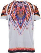 Balmain Peruvian Print T-shirt