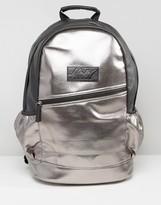 Heist Metallic Backpack