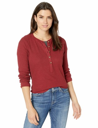 Pendleton Women's Long-Sleeve Thermal Henley