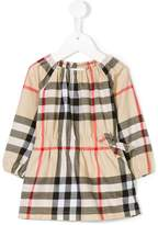 Burberry Washed Check dress