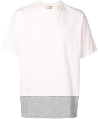 Marni layered T-shirt