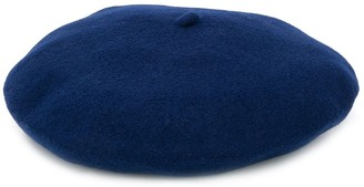 Rob-ert Celine Robert knitted beret hat