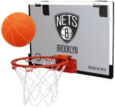 Brooklyn Nets Game On Hoop Set