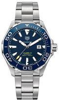 Tag Heuer Aquaracer Automatic Stainless Steel Watch, WAY201BBA092