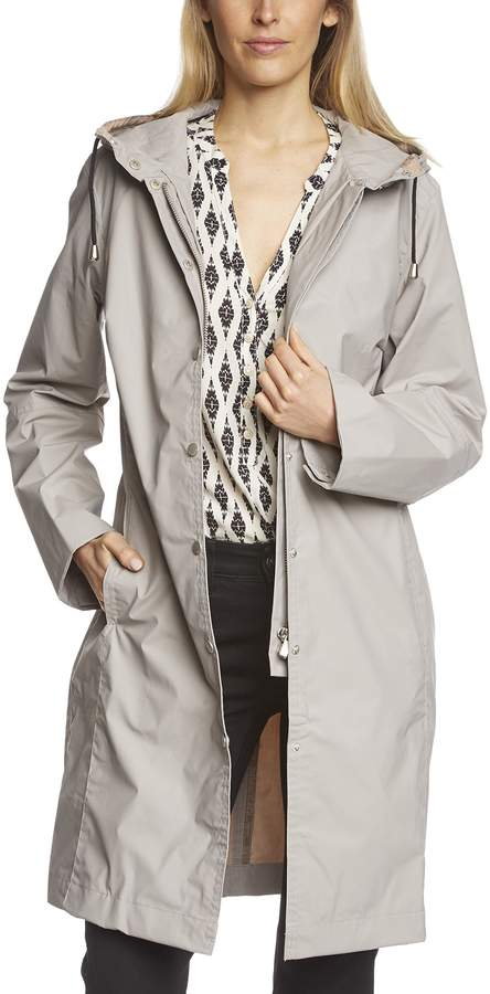 Ilse Jacobsen Women's Rain 01 Weatherproof Raincoat