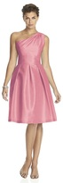 Alfred Sung D458 Bridesmaid Dress in Papaya