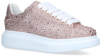 Alexander McQueen Crystal Runway Sneakers