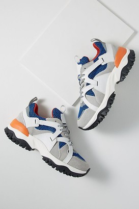 Selected Chunky Trail Trainers