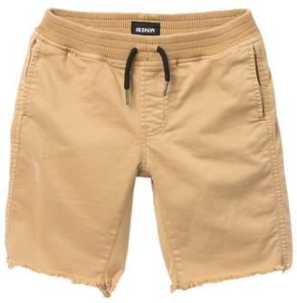 Hudson Jeans Raw Hem Shorts (Big Boys)