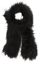 Adrienne Landau Fur scarf