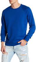 Onia Dave Solid Raglan Sweatshirt