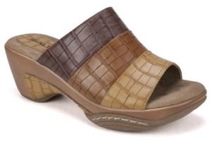 Rialto Vobbia Comfort Clog Sandals Women's Shoes