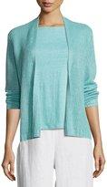 Eileen Fisher Organic Linen Knit Cardigan