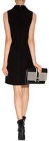 Moschino Cheap & Chic Printed Dress in Black Multi