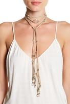 Natasha Accessories Suede Strap Convertible Choker/Bracelet/Necklace