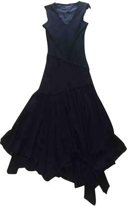 Strenesse Black Silk Dresses