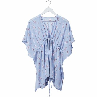 Tickled Pink Women's Tunic Blouse for Casual or Workwear