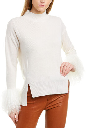 InCashmere Wool & Cashmere-Blend Sweater
