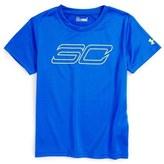 Under Armour SC30 HeatGear ® T-Shirt (Little Boys)