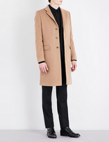 Givenchy Wool and cashmere-blend coat
