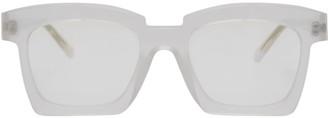 Kuboraum Transparent Maske K5 Glasses