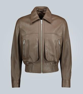 Lemaire Vintage-inspired zipped jacket