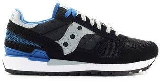 Saucony Shadow Original Black Blue Sneaker