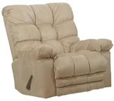 BEIGE Heated Massage Chair Red Barrel Studio Fabric Polyester Blend