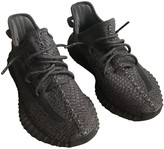 adidas Yeezy X Boost 350 V2 Black Cloth Trainers