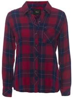 Rails Hunter Buttondown Ruby/navy