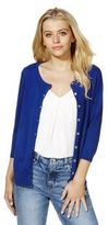 F&F 3/4 Length Sleeve Stretch Cardigan with As New Technology, Women's
