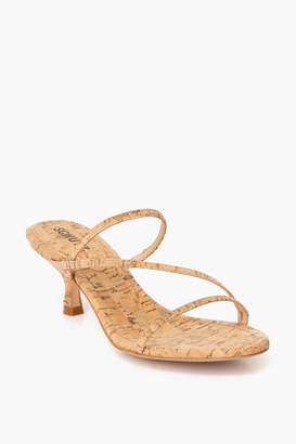 Schutz Natural Evenise Sandals