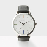 Paul Smith Men's Black 'Ma' Watch