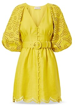 Nicholas Louise Eyelet Dress