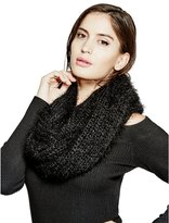 GUESS Mohair Infinity Scarf