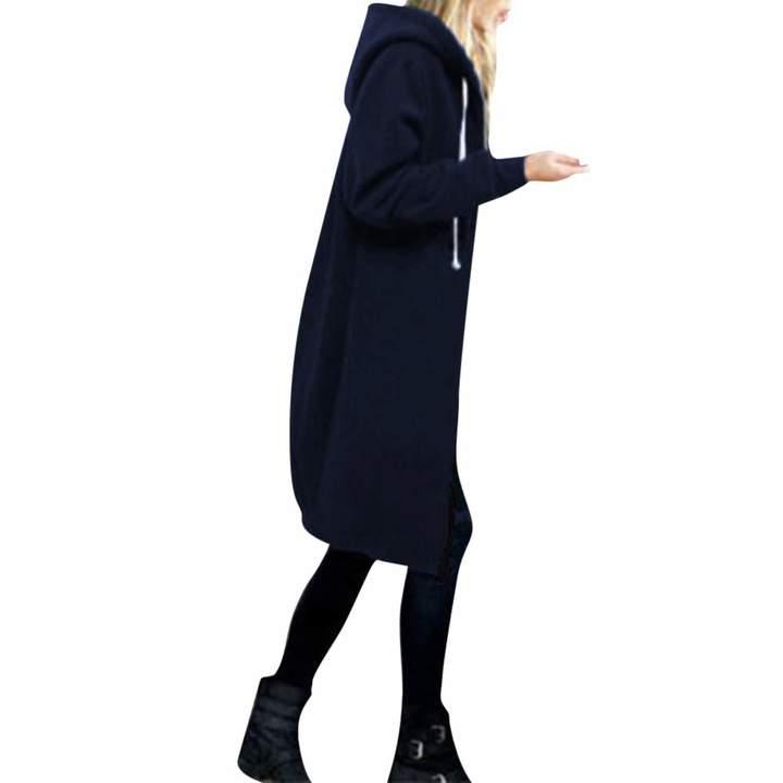 00d124d57d31 Navy Blue Outwear - ShopStyle Canada