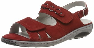 Waldläufer Women's Garda Sling Back Sandals