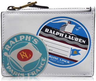 Polo Ralph Lauren Polo Card Small Coin Purse