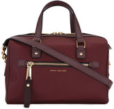 Marc Jacobs Trooper bauletto tote - women - Leather/Nylon - One Size