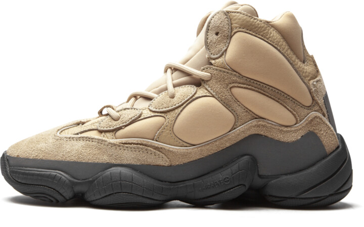 Adidas Yeezy 500 High 'Shale Warm' Shoes - Size 5