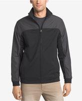 Izod Men's Colorblocked Zip Jacket