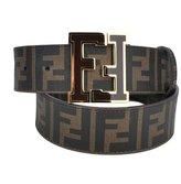 Fendi Men's Belt Brown