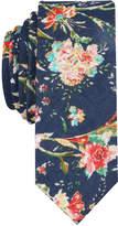 Original Penguin Men's Walport Floral Skinny Tie